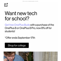 🕙 Back to School Sale Ends Soon!