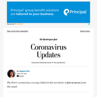 Coronavirus Updates: A record in global daily cases