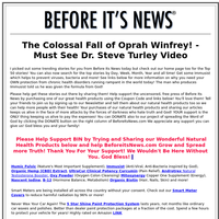 The Colossal Fall of Oprah Winfrey!
