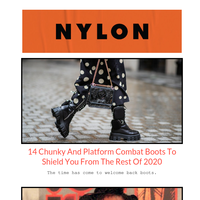 14 Chunky And Platform Combat Boots To Shield You From The Rest Of 2020