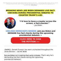 (just announced) Joe Biden's INCREDIBLE plan →