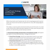 Dive deeper into virtual events