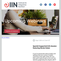 [LIVE WEBINARS] 3 upcoming conversations you don't want to miss