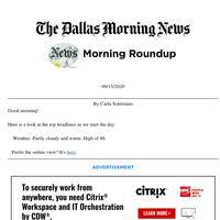 Gun violence, Stars advance to Stanley Cup Final, Dallas ISD enrollment down: Your Tuesday morning roundup