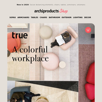 Choose True Design for your office and smart work from home