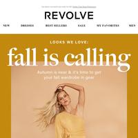 fall: HURRY UP!