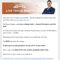 This technique could send you into the top 1.6% of traders