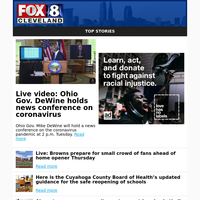 Live video: Ohio Gov. DeWine holds news conference on coronavirus