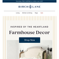 FARMHOUSE finds that you'll love forever >