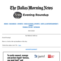 World Series to be played in Arlington, American Airlines' latest reductions, voter ballot change: Your Tuesday evening roundup