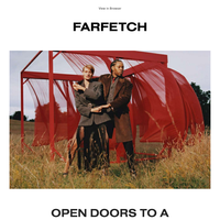 Open doors to iconic fashion