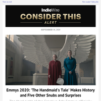 Emmys 2020: 'The Handmaid's Tale' Makes History and Five Other Snubs and Surprises