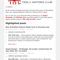Trending posts on Tesla Motors Club!