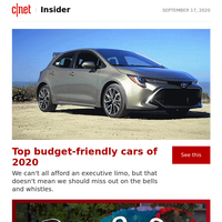 Affordable cars we think you'll enjoy driving