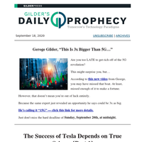 The Success of Tesla Depends on True Science [Part 1]