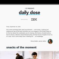 Smart Talk: The Core of Futuristic Apples