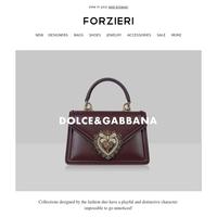 New! Dolce&Gabbana, Tory Burch, Paul Smith