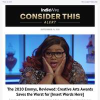 The 2020 Emmys, Reviewed: Creative Arts Awards Saves the Worst for [Insert Words Here]
