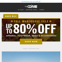 Klymit, GU Energy Labs, New Balance, Bermies, Faction, Icewear, Northside, Timberland, Arbor, VJ Shoes, Dare 2B, and More