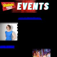 🚨BWW Events This Week: Paulo Szot, Lena Hall, Michael Cavanaugh & More!