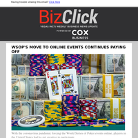 WSOP's move to online events continues paying off