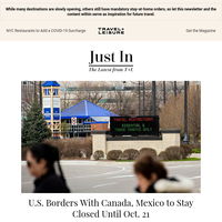 U.S. Borders With Canada, Mexico to Stay Closed Until Oct. 21