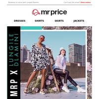 New Mr Price Creative collabs range😍