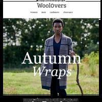 Autumn Wraps.