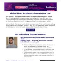 Artelligence Forum is now live!