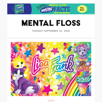 19 Bright and Colorful Facts About Lisa Frank
