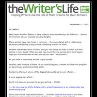 How 10 writers make big money writing...