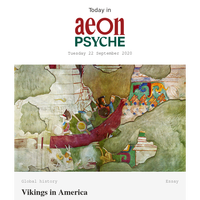 Vikings in America; radical home economics; and love and courage in a difficult discussion