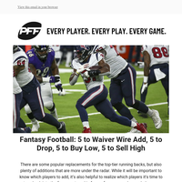 ‼Week 3 Waiver Wire Targets + Injury Replacements for Saquon Barkely & Christian McCaffrey