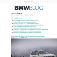 Posts from BMWBLOG for 09/22/2020