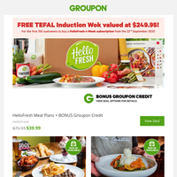 Extra 10% Off Food & Grocery: Pickup or Delivery
