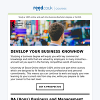 Develop your business knowhow