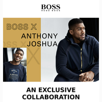 Introducing: BOSS x AJBXING