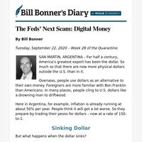 The feds' next scam: Digital money