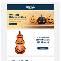 Your One-Stop Halloween Shop