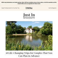 18 Life-Changing Trips for Couples That You Can Plan in Advance