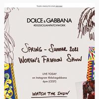 Watch the Women's SS21 Fashion Show