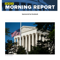 The Hill's Morning Report - Sponsored by Facebook - 1/ McConnell rallies GOP to back SCOTUS confirmation as Romney jumps on board. 2/ Trump on pre-election confirmation: 'I guess we have all the votes we're going to need.' 3/ House passes fund