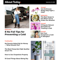 8 No-Fail Tips for Preventing a Cold