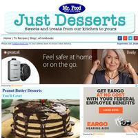 15 Peanut Butter Desserts You'll Covet