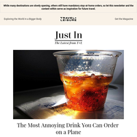 Don't Order This Drink Next Time You Fly