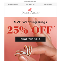 Wedding Rings: The Best-Sellers