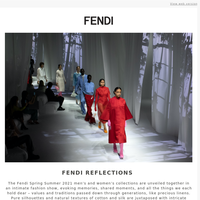 Women's and Men's Spring Summer 2021 fashion show