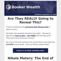Nikola Motors: The Shady Saga Continues?