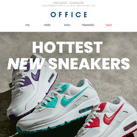 Hottest New Sneakers