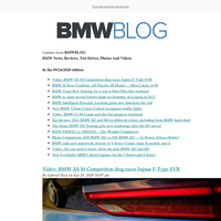 Posts from BMWBLOG for 09/24/2020